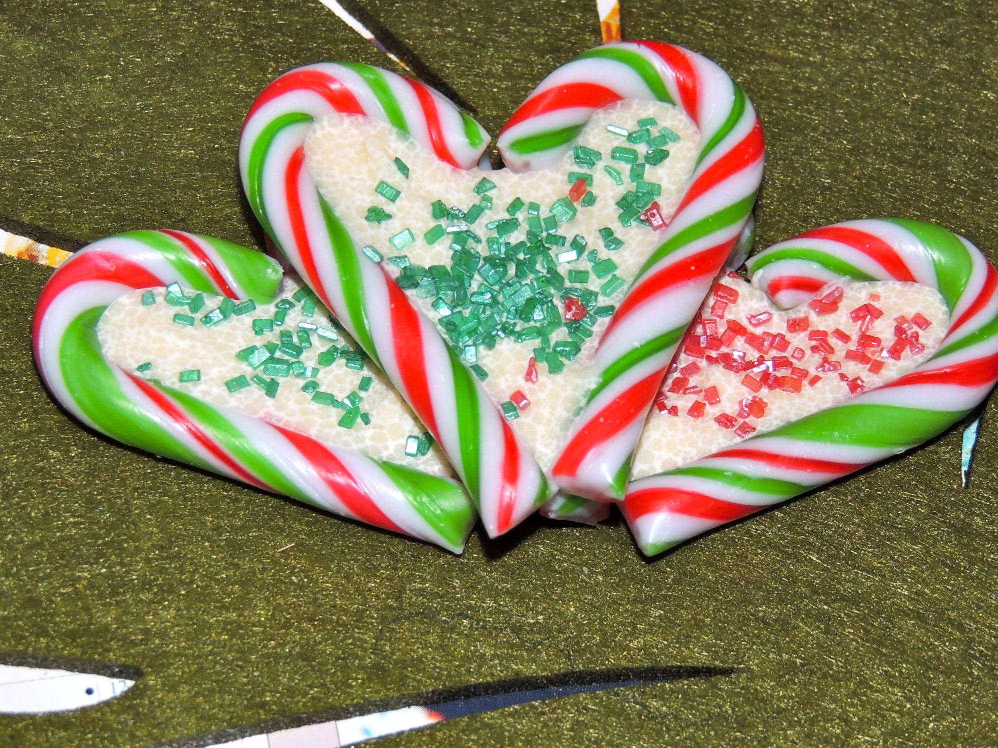 Recipe Exchange: Candy Cane Hearts – Truly Skrumptious